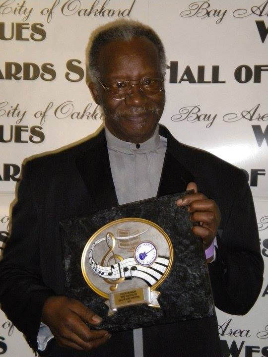 Lester Chambers Recieves The Butterfly Award